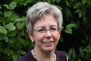 Schulsekretärin Frau Steltner